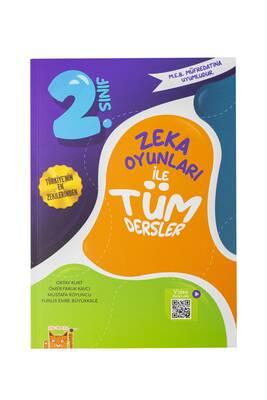 2. Sınıf Zeka Oyunlarıyla Tüm Dersler