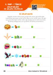 2. Sınıf Zeka Oyunlarıyla Tüm Dersler - Thumbnail
