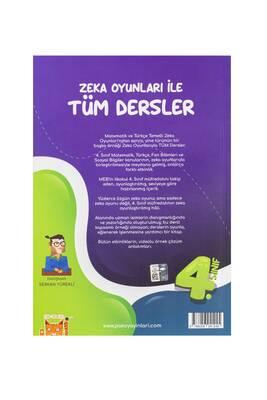 4. Sınıf Zeka Oyunlarıyla Tüm Dersler