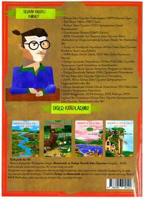 Matematik ve Türkçe Temelli Zeka Oyunları 1. Sınıf