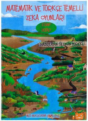Matematik ve Türkçe Temelli Zeka Oyunları 2. Sınıf