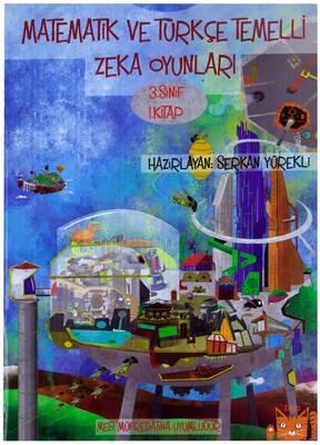 Matematik ve Türkçe Temelli Zeka Oyunları 3. Sınıf