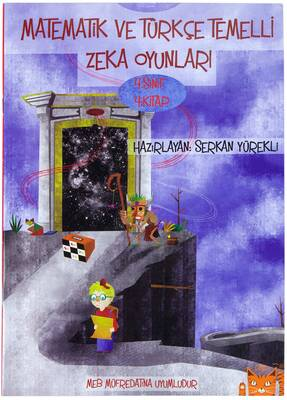 Matematik ve Türkçe Temelli Zeka Oyunları 4. Sınıf